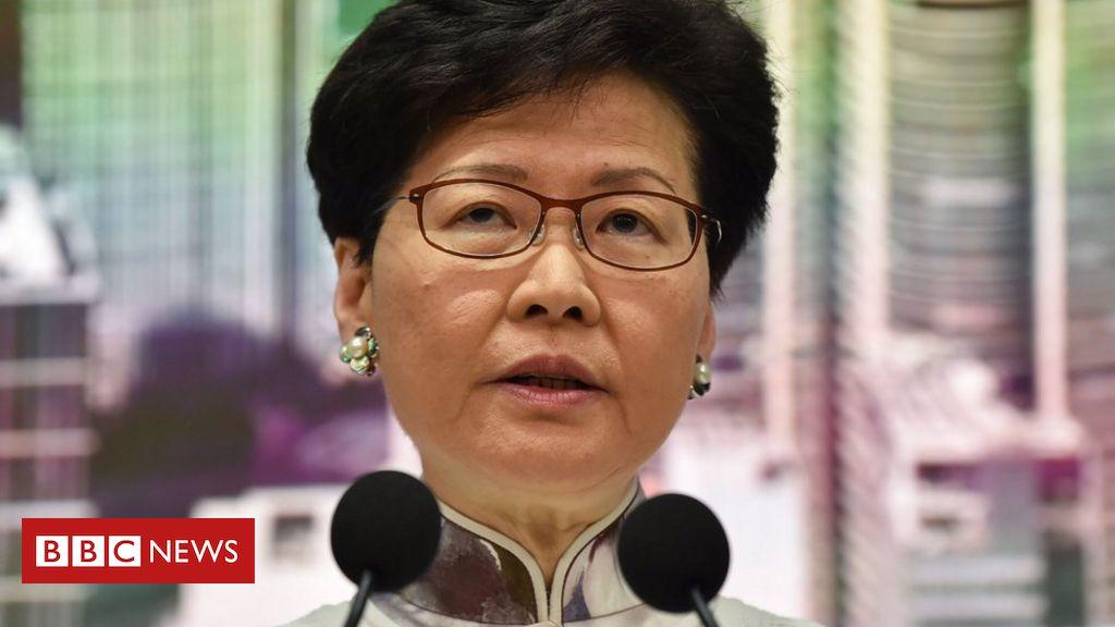 Quem é Carrie Lam, líder de Hong Kong que recuou de projeto de extradição após onda de protestos