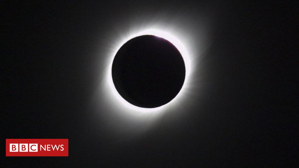 Eclipse solar total: saiba onde e quando poderá ser visto o fenômeno de 14 de dezembro no Brasil