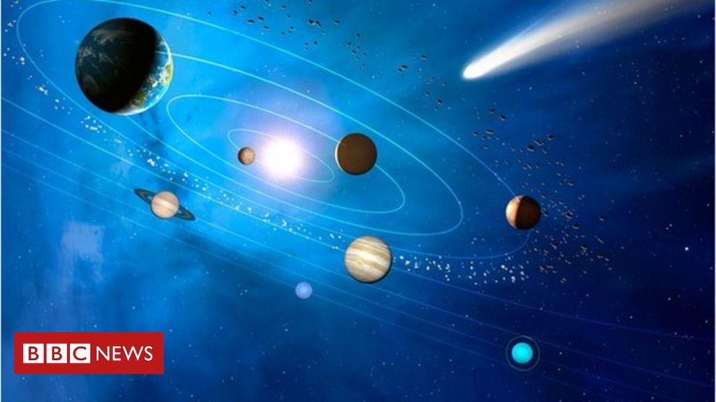 Os ambiciosos planos da Agência Espacial Europeia para interceptar um cometa