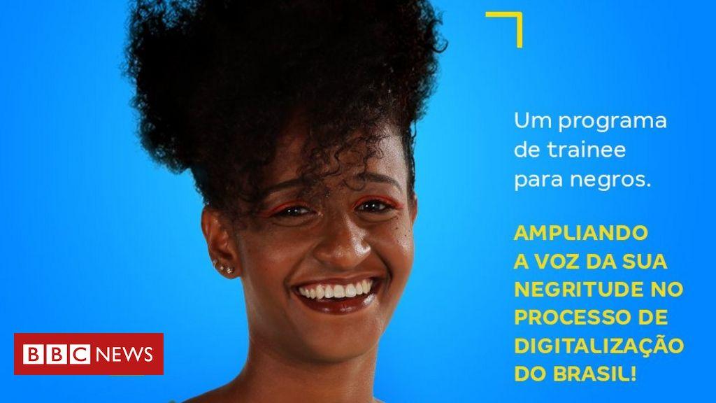 Dar vagas só para negros como fez o Magazine Luiza é 'racismo reverso'? - BBC News Brasil