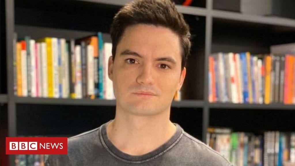 'A perseguição é constante', diz Felipe Neto após intimação por denúncia de Carlos Bolsonaro - BBC News Brasil