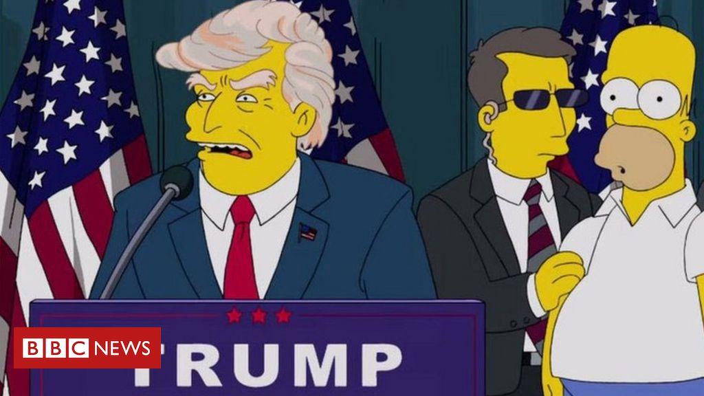 O Que Os Criadores Dos Simpsons Dizem Sobre Quando A Serie Previu