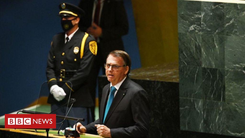 'Provocativo e constrangedor': como imprensa internacional viu discurso de Bolsonaro na ONU