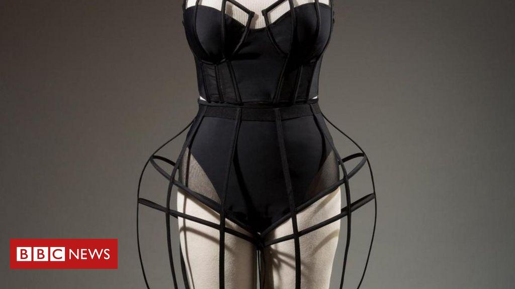 71ada61c6 Como a moda acompanhou e traduziu as pressões culturais sobre o corpo  feminino - BBC News Brasil