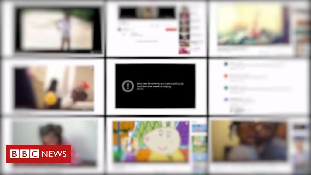 7e1a451d467 O submundo dos vídeos que humilham e expõem crianças no YouTube - BBC News  Brasil