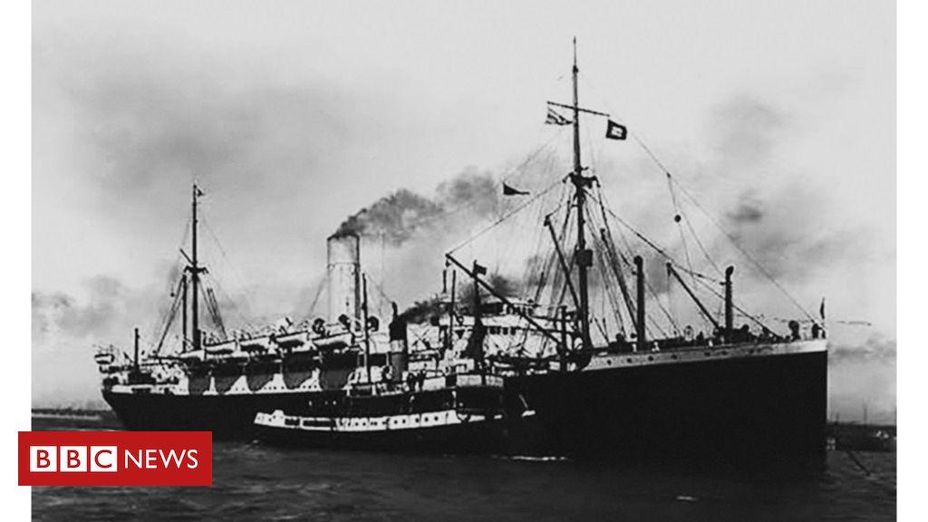 'Navio da morte': a viagem em que o Demerara venceu bombardeios alemães e trouxe a gripe espanhola ao Brasil - BBC News Brasil