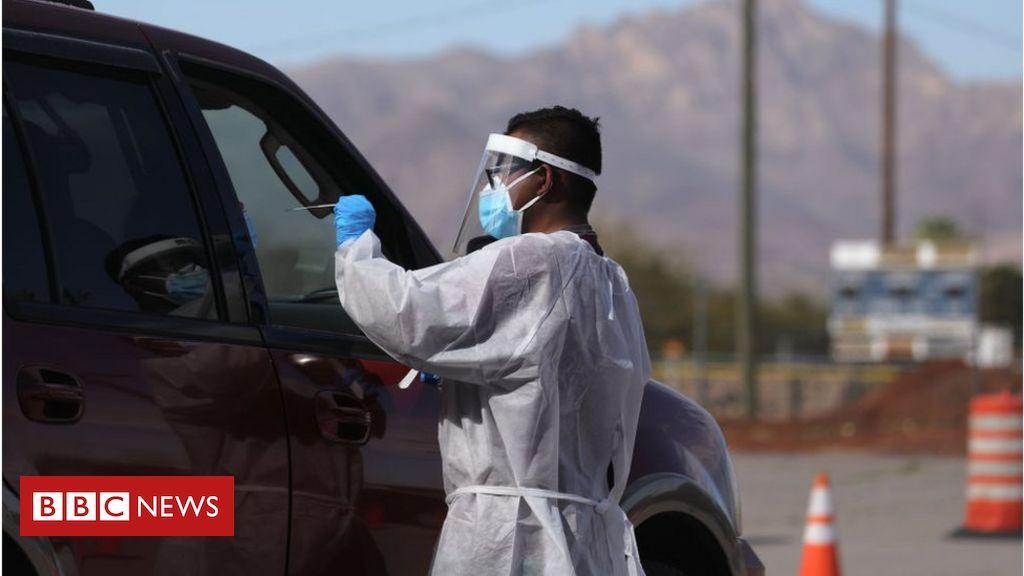 A cidade do Texas que está no pico da pandemia, mas se recusa a fazer lockdown - BBC News Brasil