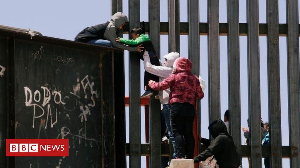 Os números e medidas que revelam o tamanho da crise na fronteira entre EUA e México