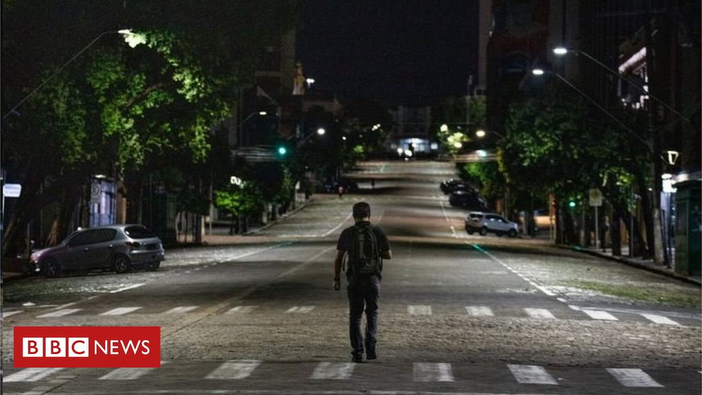 Covid-19: quase 47 milhões de brasileiros estão sob toques de recolher