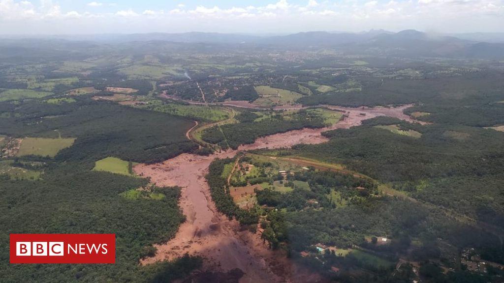Brumadinho: O que se sabe sobre o rompimento de barragem que