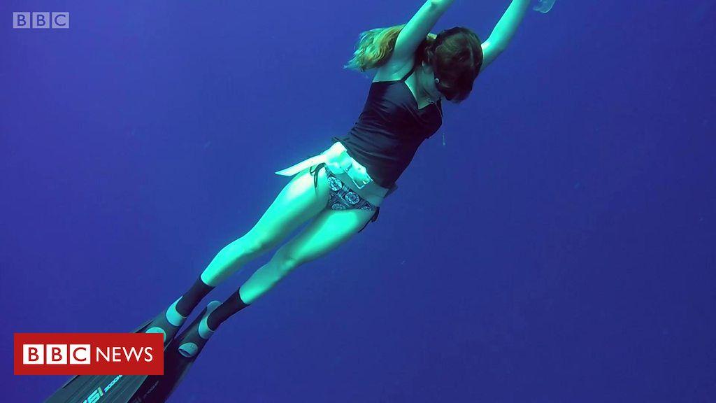 Resultado de imagem para As egípcias que mergulham por até 5 minutos sem respirar