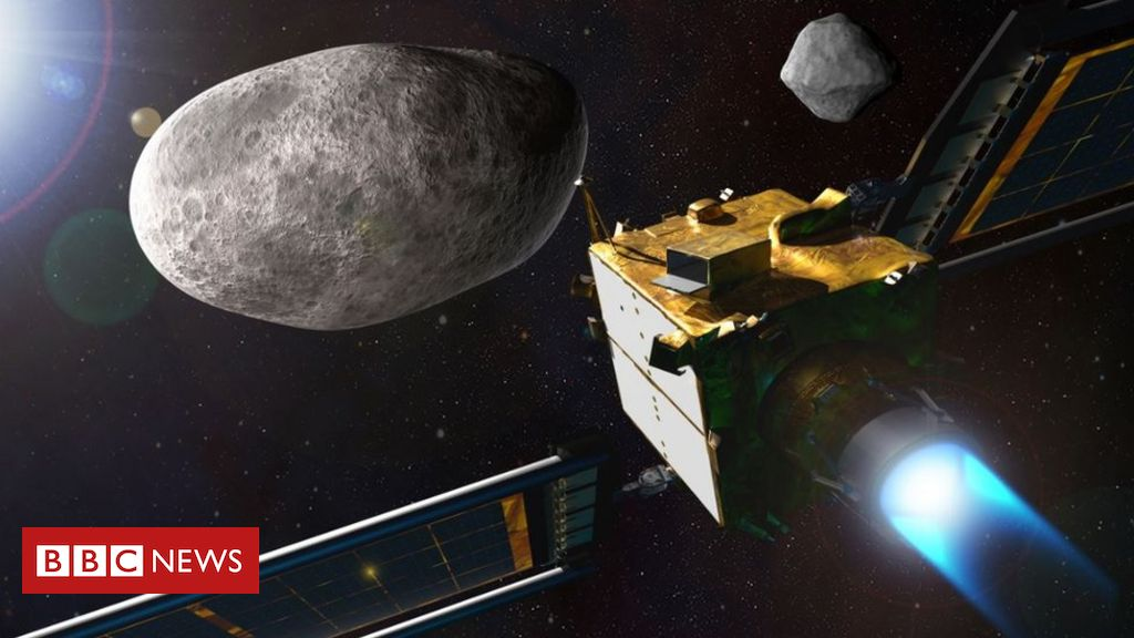 Como é o Dimorphos, o asteroide que a Nasa tentará desviar em sua primeira missão de defesa planetária