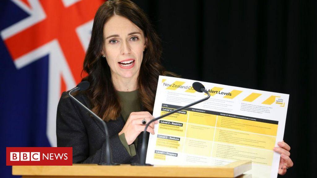 Eliminar e não achatar a curva: Nova Zelândia tem resultados com ...