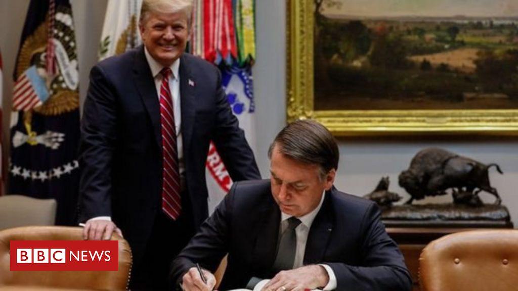 O que muda na relação Brasil-EUA com novos acordos assinados entre os países?