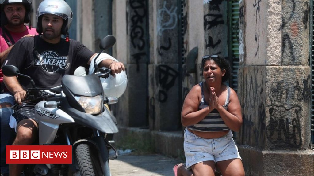 Violência no Rio: Estado vive 'derrota profunda de projeto civilizador',  diz especialista em segurança pública - BBC News Brasil