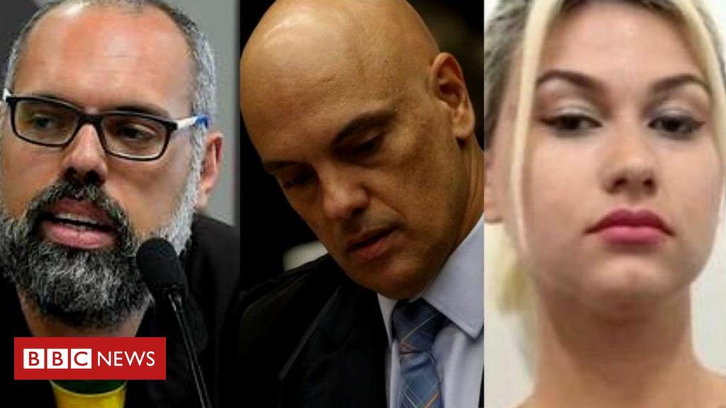 Bolsonaristas podem ter penas aumentadas por 'driblarem' bloqueio em redes sociais, veem advogados – BBC News Brasil