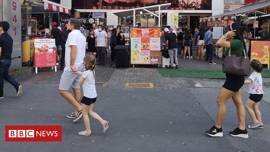 'Não há evidência de imunidade de rebanho no Brasil', diz braço da OMS para as Américas