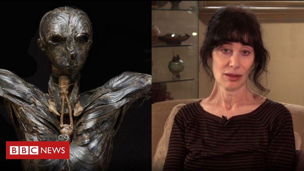A escultura que pouco a pouco envenenou sua criadora