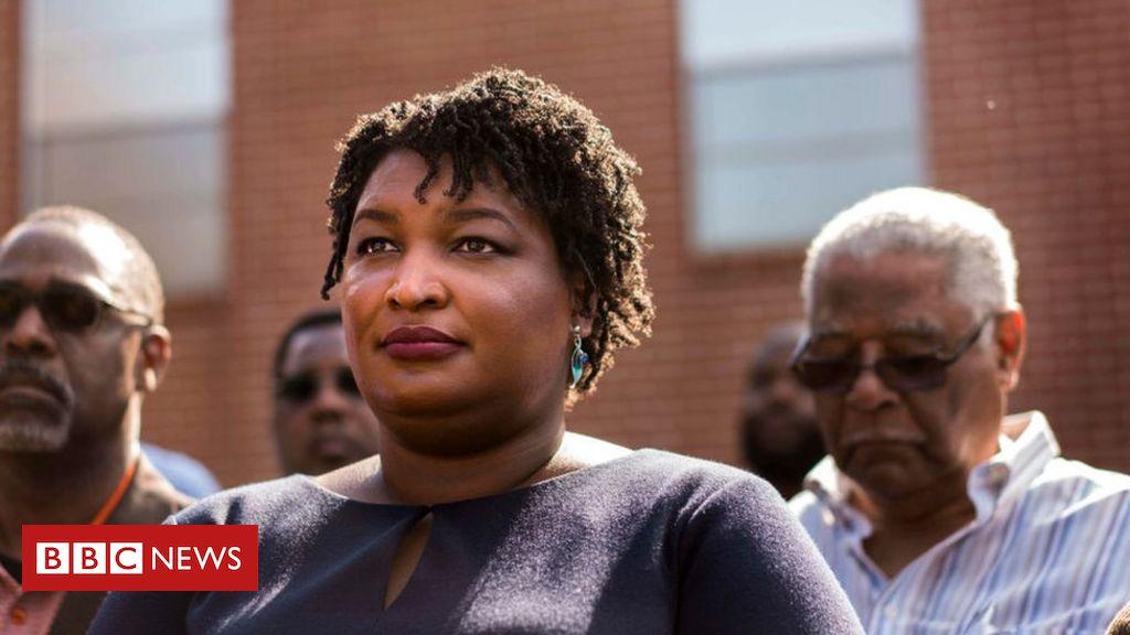 Quem é Stacey Abrams, ativista que abriu caminho para a 'virada democrata' na Geórgia - BBC News Brasil