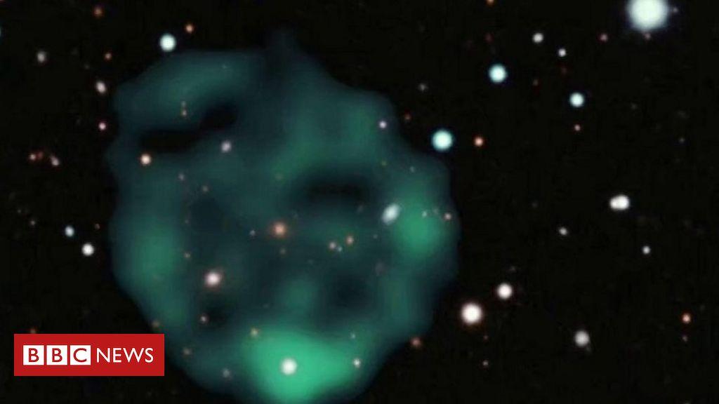 As estranhas 'ondas circulares de rádio' captadas no espaço que intrigam cientistas