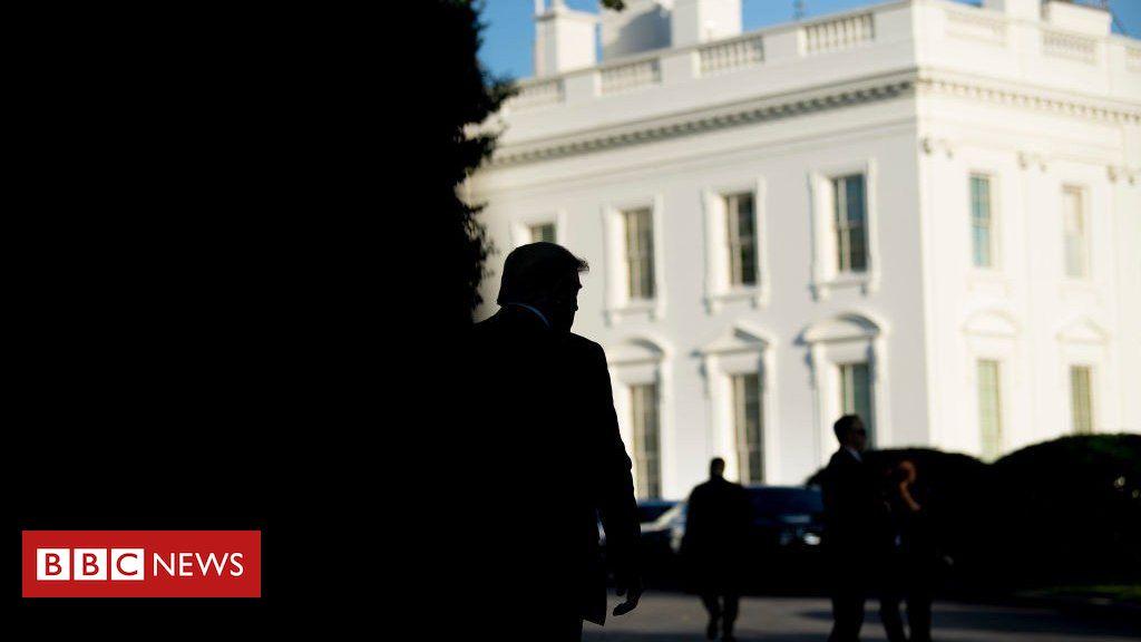 Por que Donald Trump perdeu a eleição para Joe Biden - BBC News Brasil