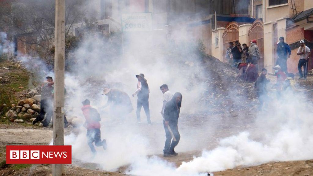 Como Evo Morales perdeu o apoio do Exército e dos sindicatos na Bolívia