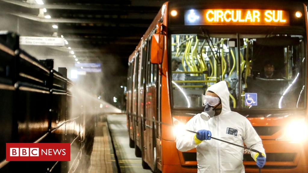 Covid 19 Curitiba Resiste Ao Lockdown E Ve Hospitais Privados Lotados No Pior Mes Da Pandemia Bbc News Brasil