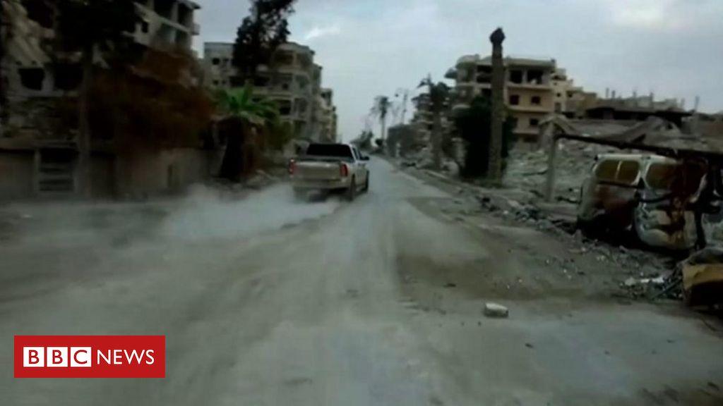 O acordo secreto que garantiu a fuga de centenas de homens do Estado Islâmico na Síria