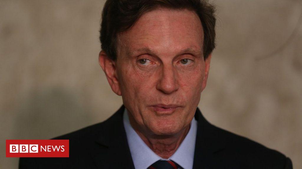 As crises por trás processo de impeachment contra o prefeito Marcelo Crivella no Rio