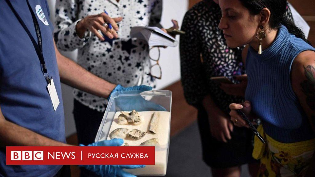 В руинах сгоревшего музея в Рио найден его самый ценный экспонат - BBC News Русская служба