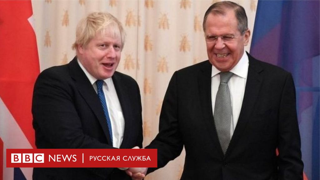 Убежденный русофил: как прошел визит Бориса Джонсона в Москву