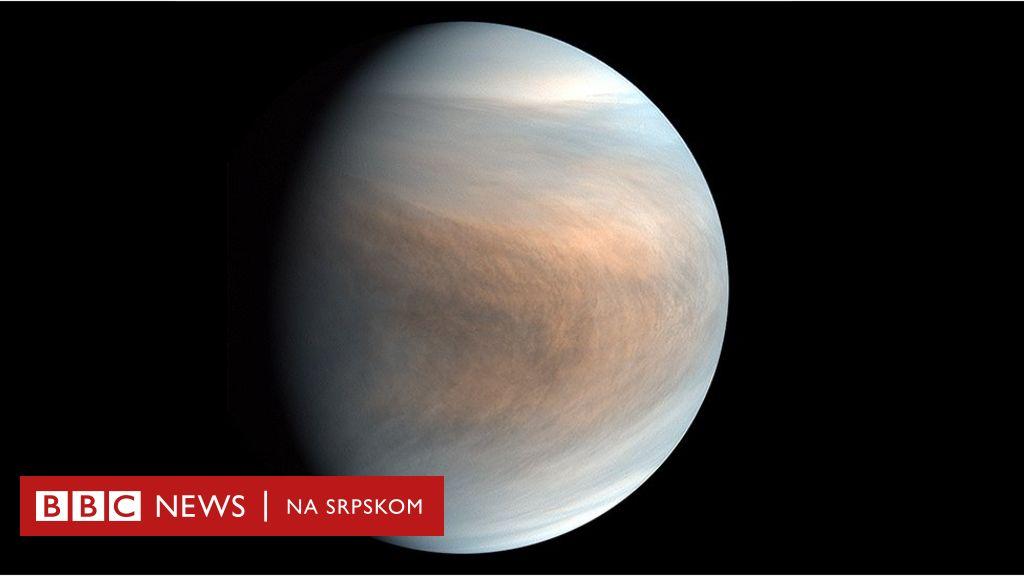 Lebdi li život u oblacima Venere - BBC News na srpskom