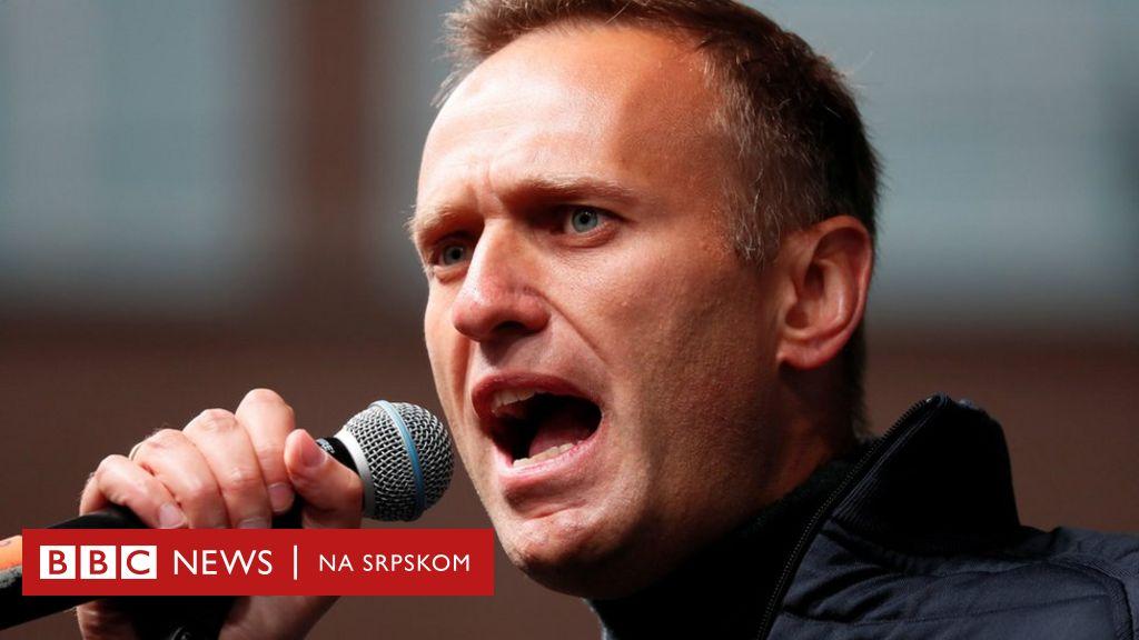 Navalni priveden na aerodromu u Moskvi   Tuzlanski.ba