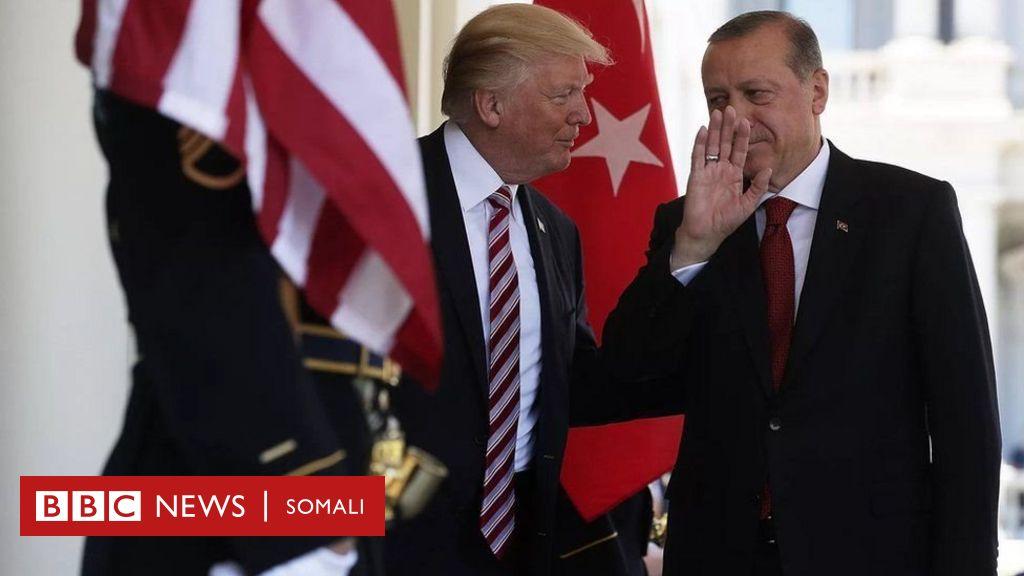 Erdogan: Turkiga wax hunguri ah ugama jiro taako ay Suuriya leedahay