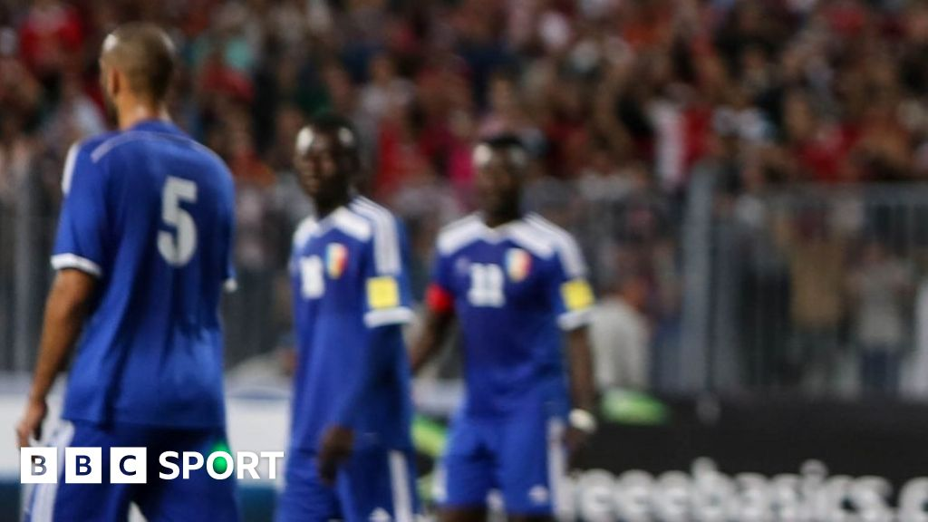 Chad disqualified from Cup of Nations qualifiers - BBC Sport