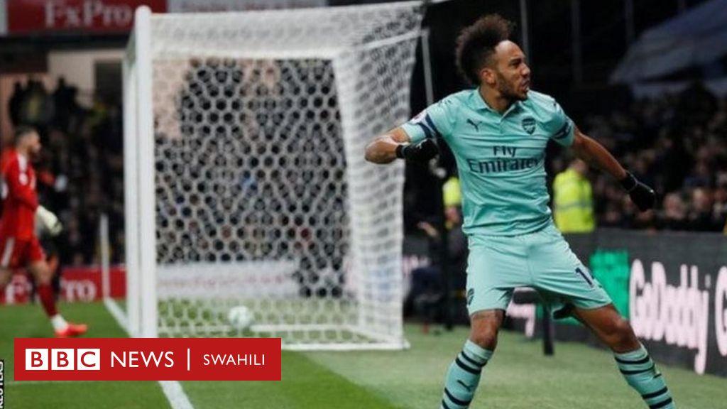 Jedwali La Msimamo Wa Ligi Ya EPL 2019 20 Liverpool