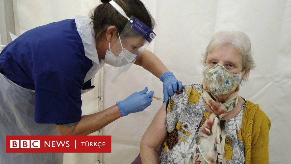 Covid: Oxford araştırması, Covid-19 aşısının virüsün bulaştırılmasını yavaşlattığını tespit etti