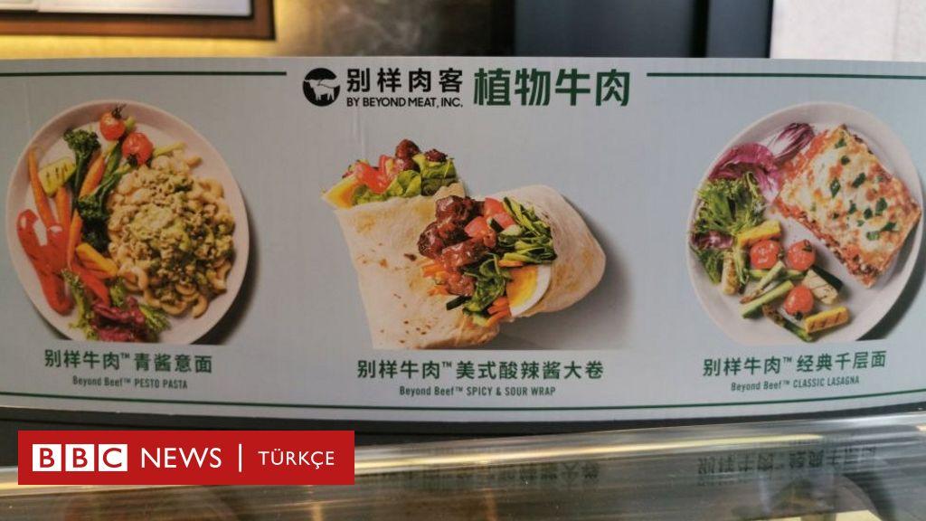 Koronavirüs: Çin'de salgın sonrası 'bitki bazlı sahte et talebinde artış var'