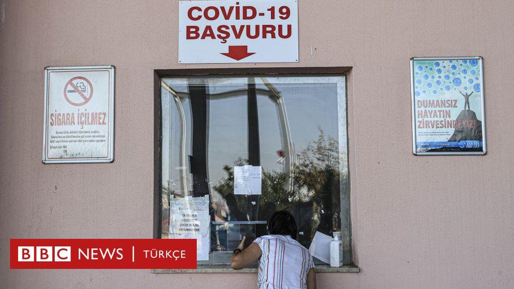 Koronavirüs tablosu: Grafiklerle Türkiye'de dördüncü dalga