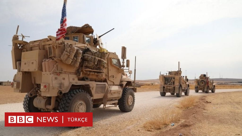 Times: ABD, Putin'i petrolden uzak tutmak için Suriye'de asker bırakıyor