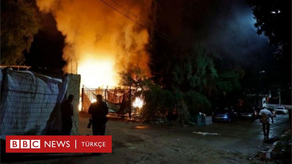 Hamas, İsrail'in Gazze'deki operasyonuna roket saldırılarıyla yanıt verdi