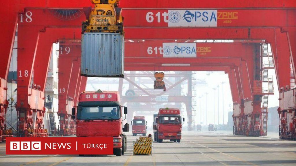 Çin, ABD'yi geçerek AB'nin en büyük ticaret ortağı oldu