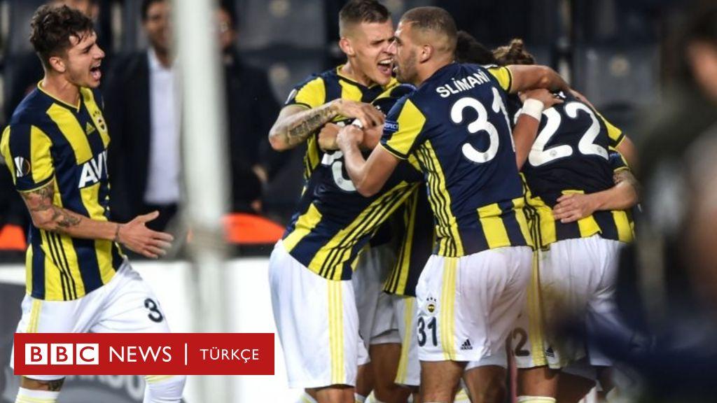 UEFA Avrupa Ligi: Fenerbahçe 2-0 Anderlecht