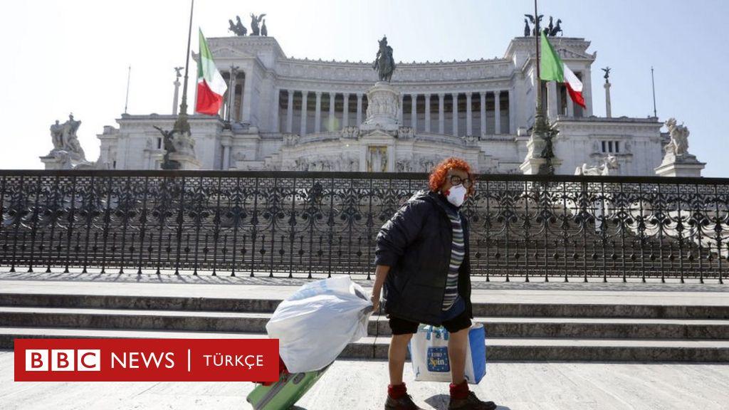 İtalya'nın karantinadaki 3 haftası: Şarkılar yerini sessizliğe bıraktı