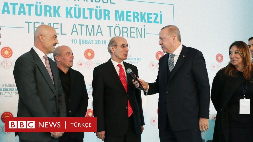 Jakoben: Cumhurbaşkanı Erdoğan AKM'nin Temelini Attı: Jakoben