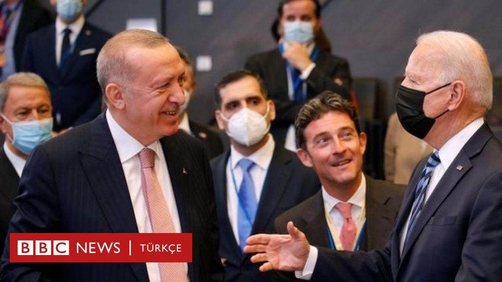 New York Times: Erdoğan, Biden'la görüşmesi öncesi tavrını yumuşattı