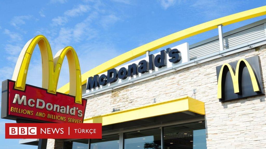 Avusturya'daki ABD vatandaşlarına McDonald's restoranlarında 'büyükelçilik hizmeti'