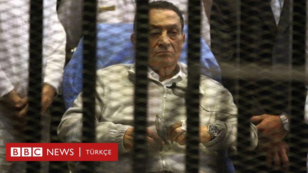 Hüsnü Mübarek: Mısır'ı 30 yıl yönetip Arap Baharı sonrası yargılanan lider