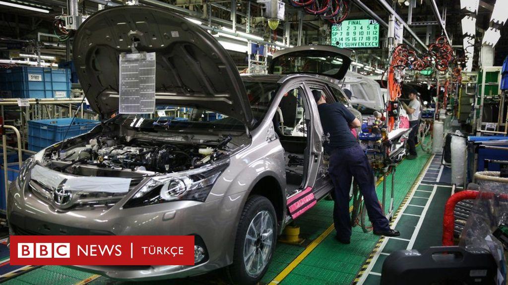 Toyota, Volkswagen'i geçerek dünyanın en çok araç satan otomotiv şirketi oldu