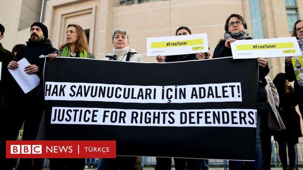 'Büyükada Davası'nda karar günü: İnsan hakları savunucuları ne ile suçlanıyor?